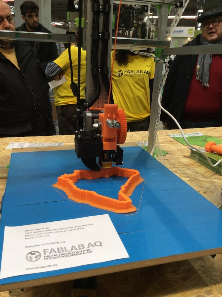 Stampante 3DPRN